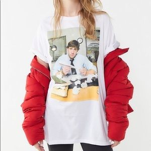 UO The Office Jim Graphic Tee